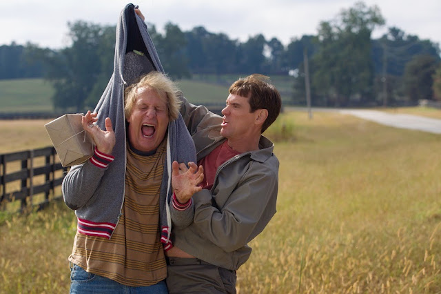 Jim Carrey Jeff Daniels Dumb Dumber To still