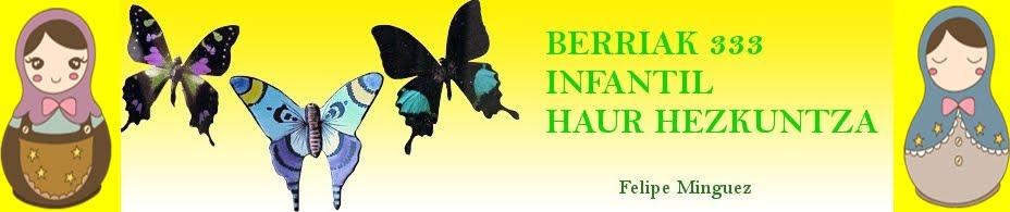 BERRIAK333.E. INFANTIL