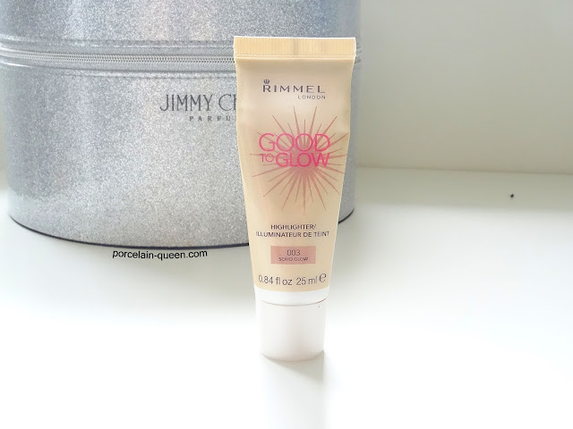 Rimmel London Soho Glow Good to Glow Liquid Highlighter