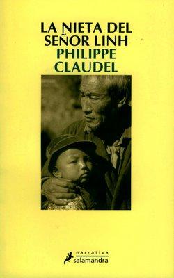 La Nieta del Señor Linh por Philippe Claudel