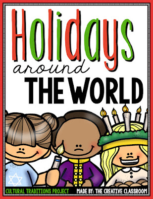 Holidays around the World Student Project