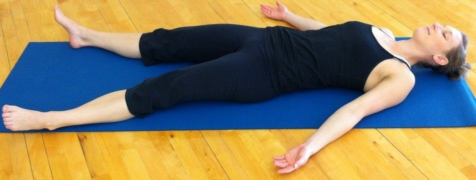 Corpse Pose Yoga