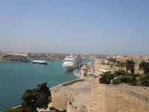 Malta 2011 Valletta - Upper Baracca Gardens