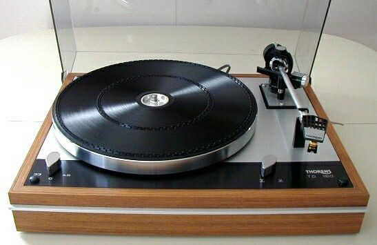 Thorens 160 Turntable Thorens td 160 Turntable a