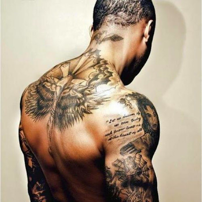 Tattoo Designs for Men Back