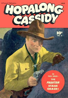 Hopalong Cassidy 8 cover