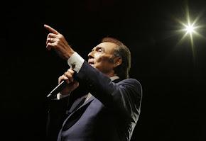 Ο Τόλης Βοσκόπουλος για πρώτη φορά στο Ηρώδειο Κυριακή 30 Σεπτεμβρίου