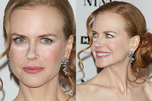 OMG : Make-UP Celebrities Famous yang sangat FAIL!! (10 Photos)