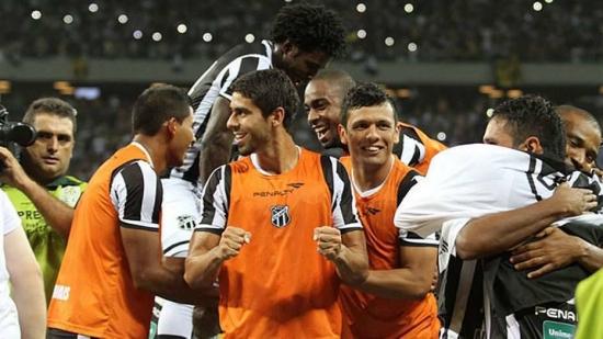Ceará ganhou direito de disputar a Sul-Americana ao conquistar a Copa do Nordeste