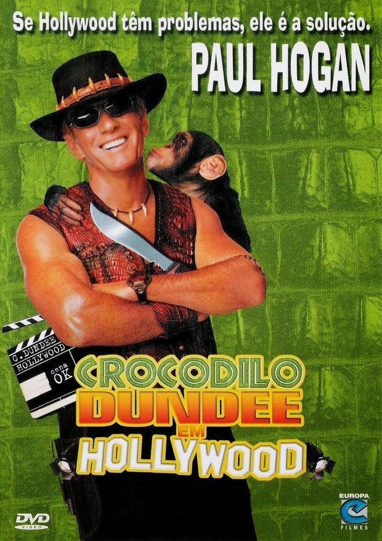 Crocodilo Dundee em Hollywood – Dublado