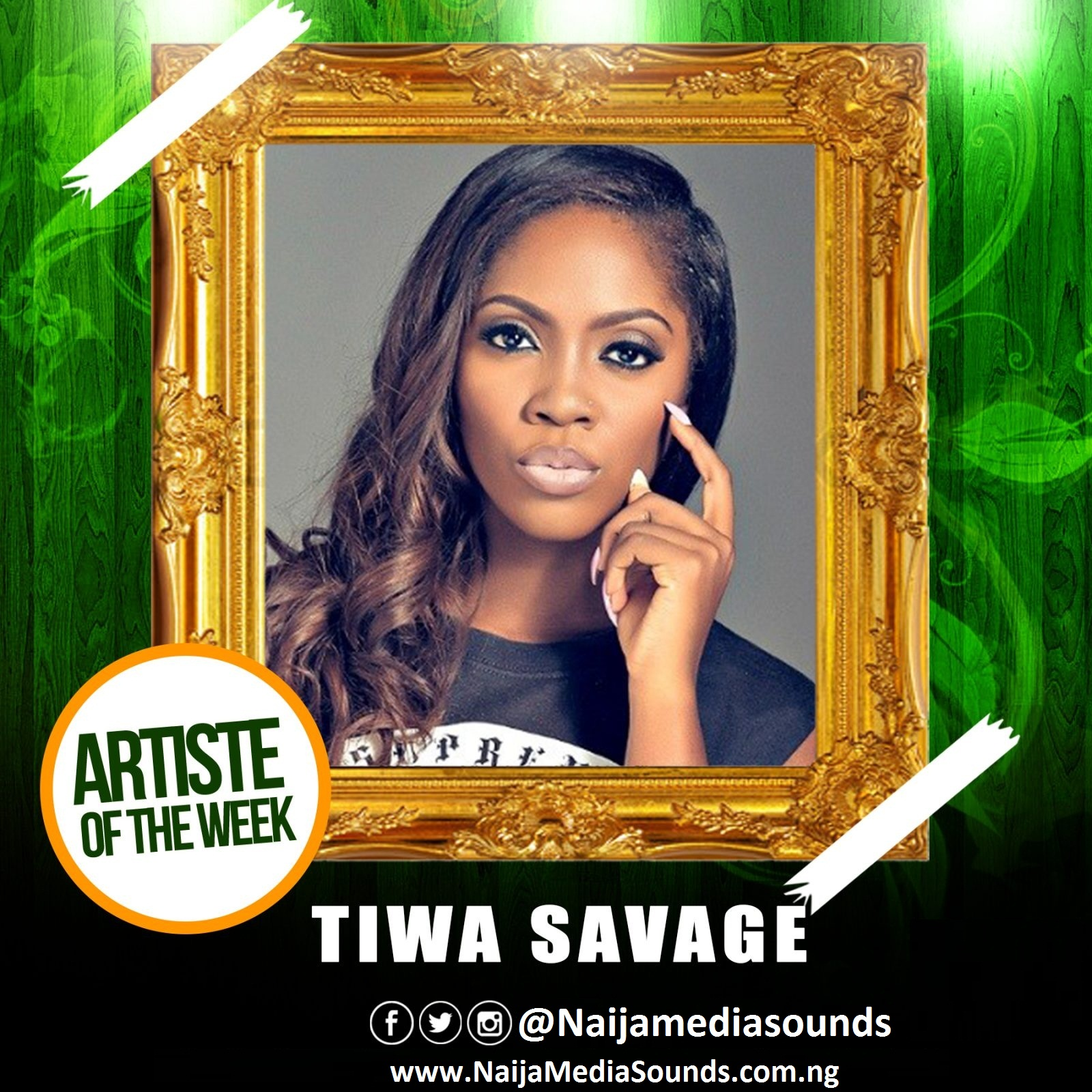 9jamediasounds Artiste Of The Week
