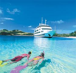 Fiji Island fantastic view