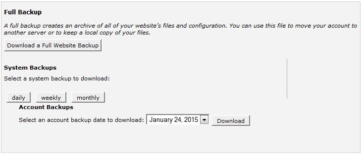 pengertian backups pada cpanel1 - ilmuwebhosting.com