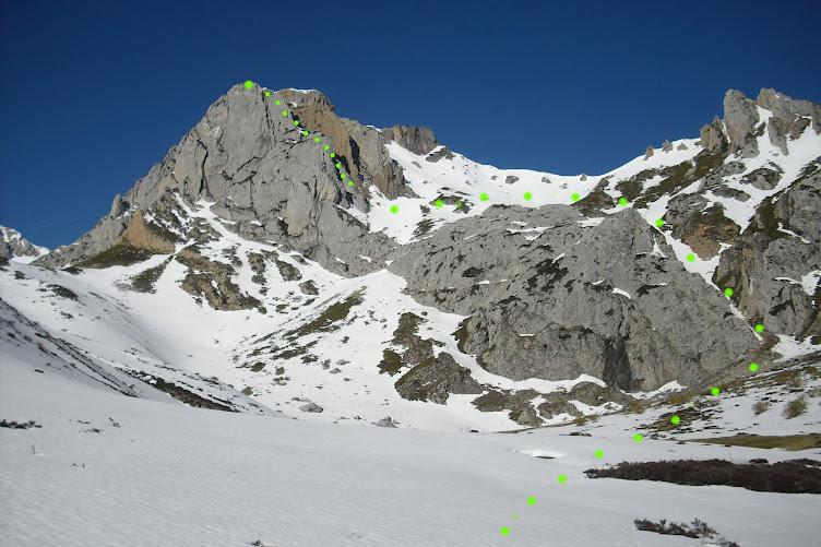 PICO CUALMARCE 2.048 m