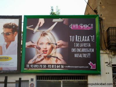 valla publicitaria
