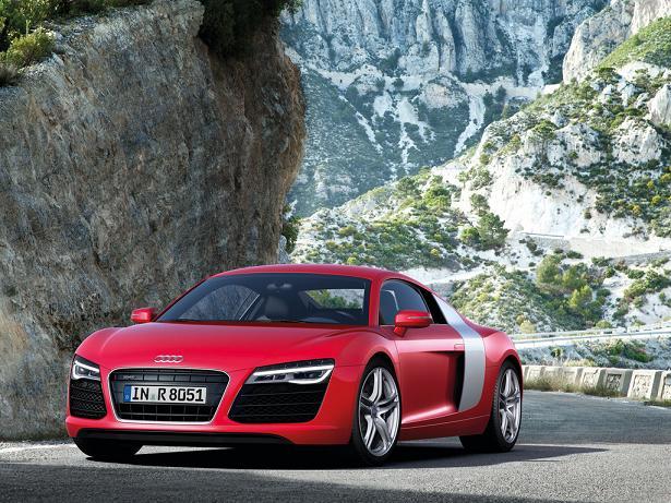 фотографии Audi R8 2013