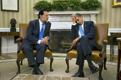 Mariano Rajoy promete apoyar plenamente el Acuerdo de Libre Comercio entre la UE y EE.UU a Obama