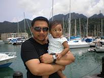 Papa & Kyra
