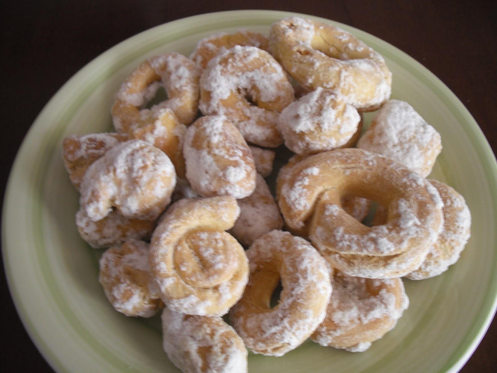 Ricetta dei dolci di pasqua calabrese