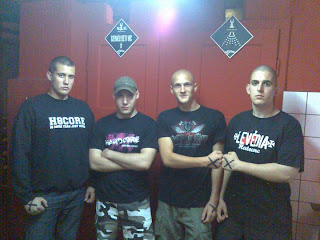 straight edge crew hungary