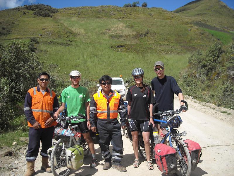 Les andes v lo cajamarca et los banos del inca - Les coups de soleil se transforment ils en bronzage ...