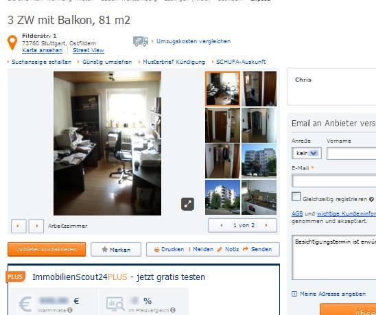 Chris 3 Zw Mit Balkon 81 M2