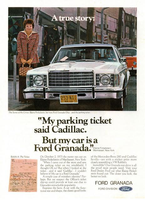 フォード・グラナダ | Ford Granada(1975-82)