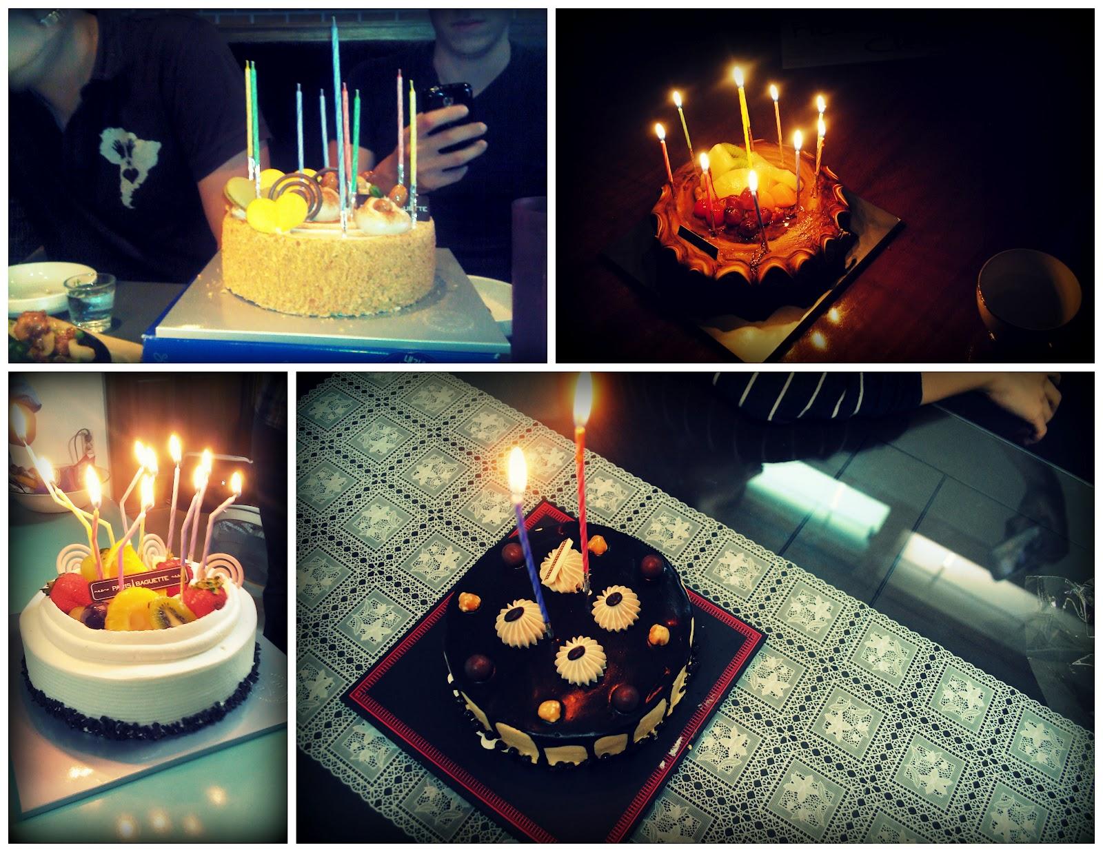 Journey To South Korea Fast Forward To A Korean Style Birthday