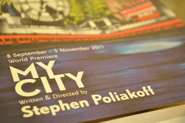 My+City+Almeida+Theatre+review+London
