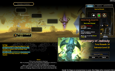 Dragon Nest - Epic Special Skill Plate