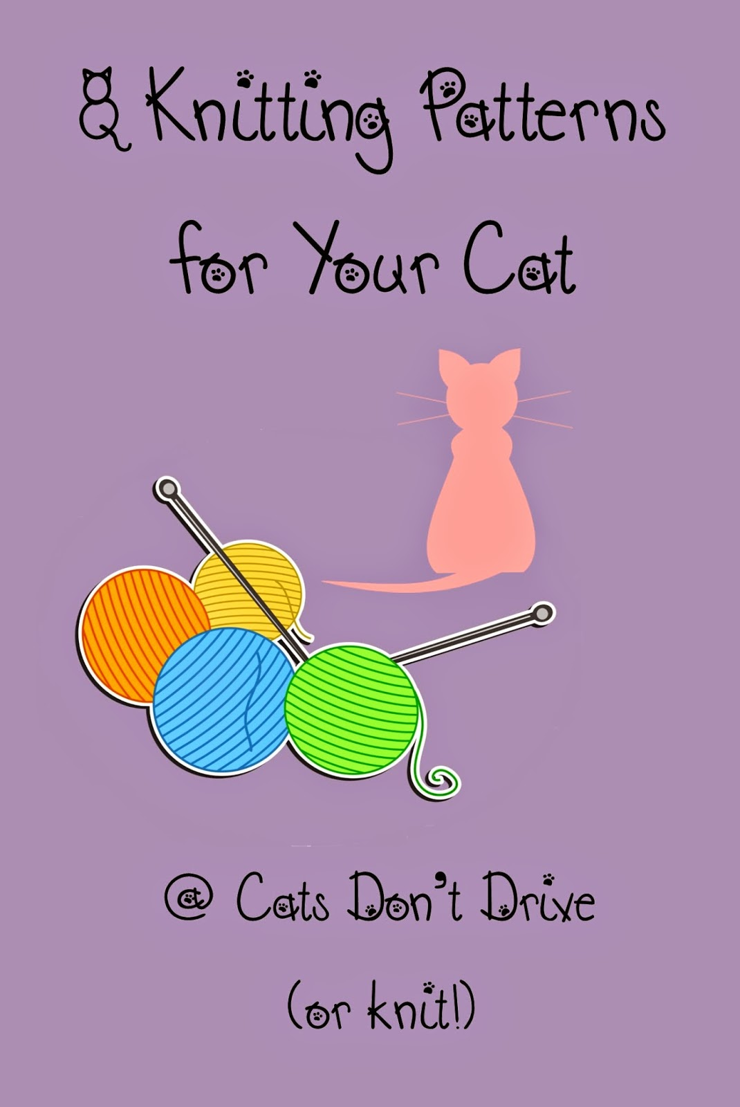 things to knit for your cat