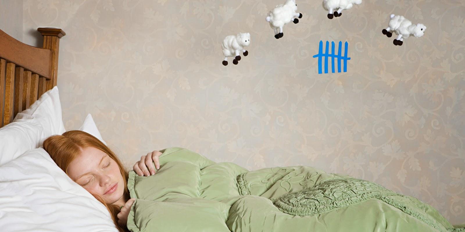 13 Tips Cara Cepat Untuk Tidur