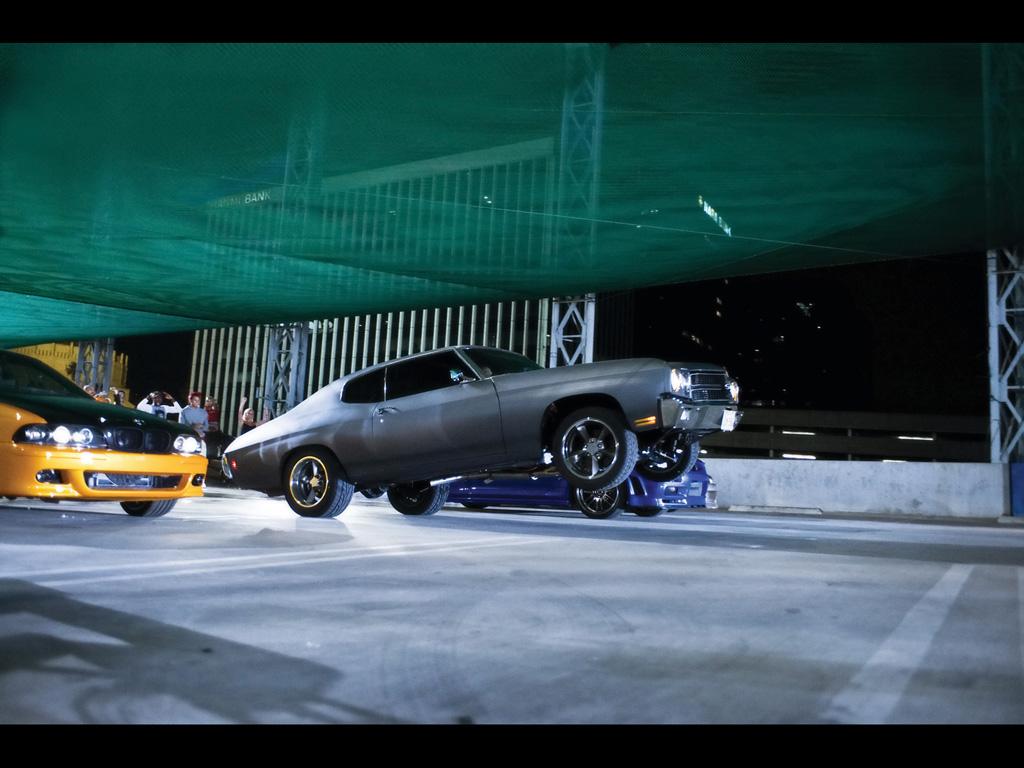 Fast Furious Movie Cars