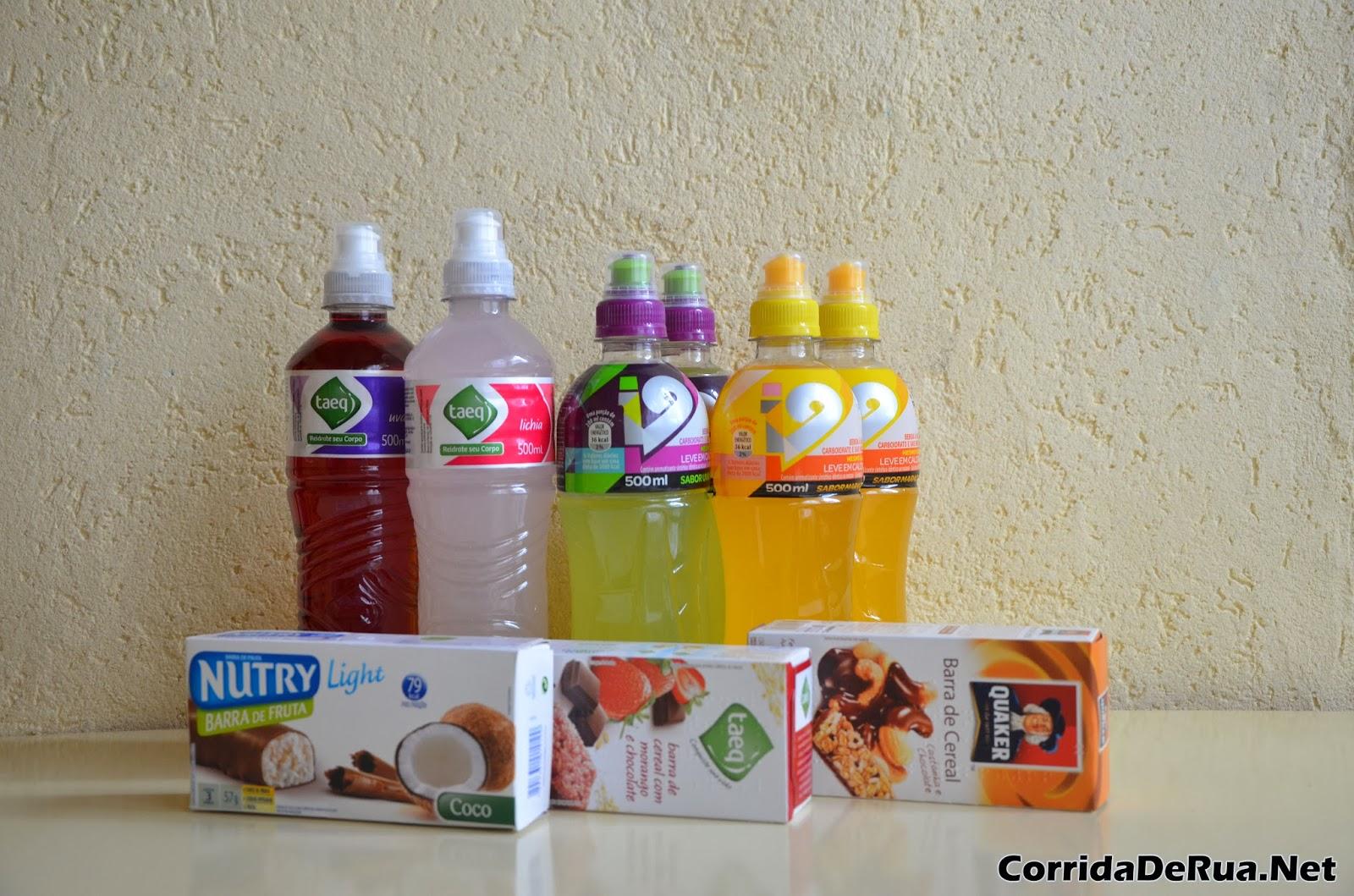 Isotônicos: Taeq (Grupo Pão de Açúcar), i9 (Cola-Cola) e Cereais Nutri, Taeq e Quaker - Uma parcela do que vai rolar na semana