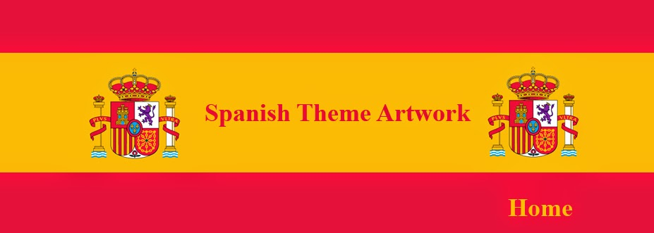 Spanish Theme Artwork