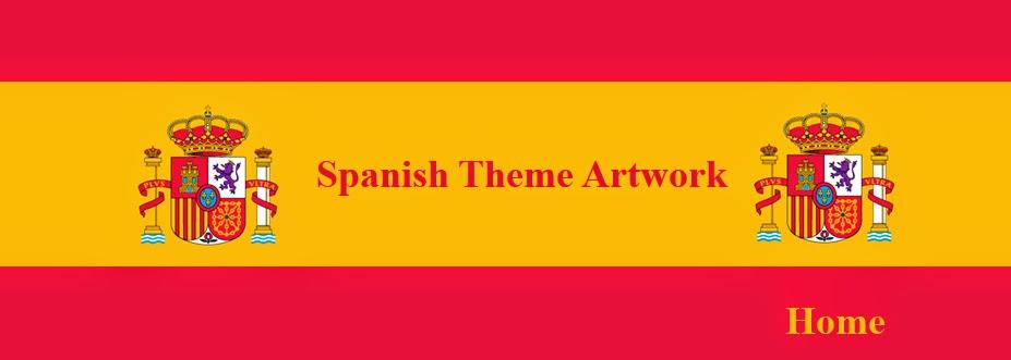 Spanish Theme Artwork