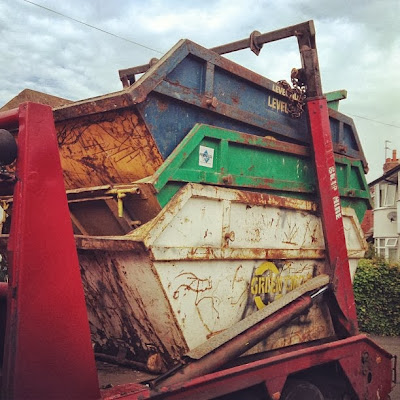Skips In Britain