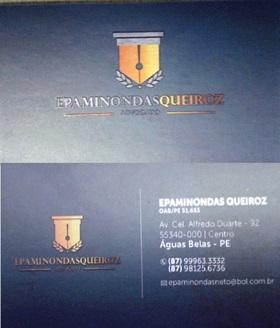 DR EPAMINONDAS QUEIROZ