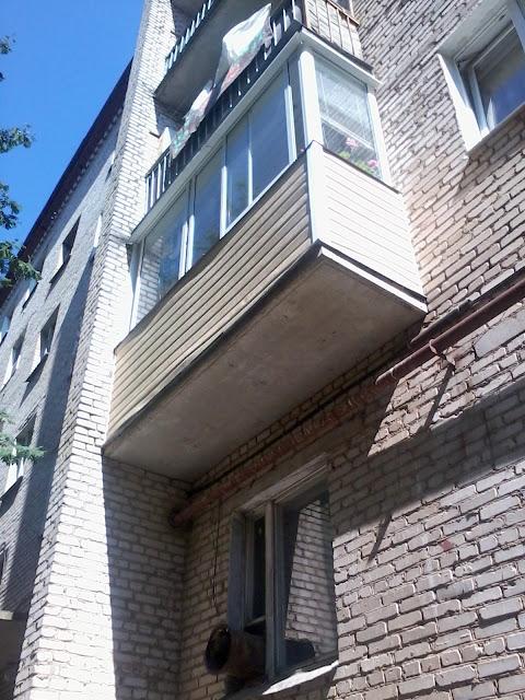 Остекление балкона алюминиевый профиль окна