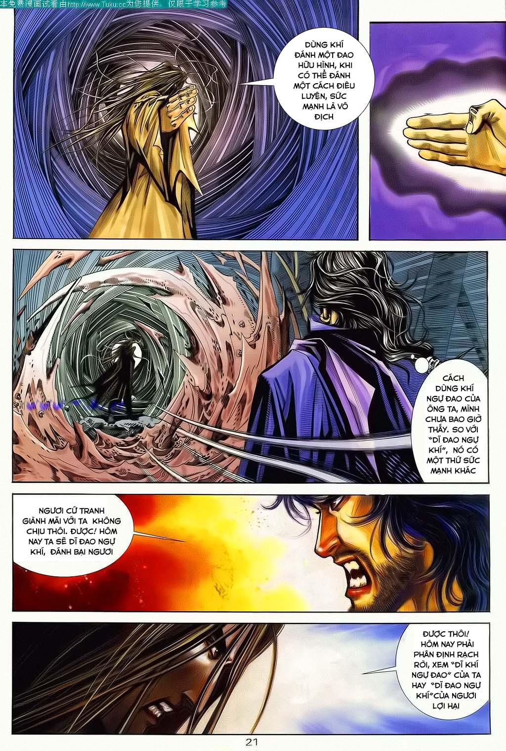 xem truyen moi - Bá Đao - Chapter 123
