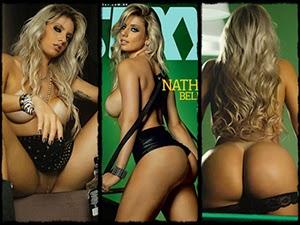 Nathalia Belletato Pelada Na Sexy