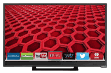VIZIO E241i-B1 24-Inch 1080p 60Hz Smart LED HDTV (Black) review