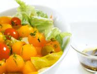 Salada de Bolinhas (vegana)