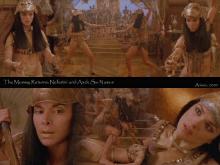 Ver Pelicula Online:La Momia Regresa (The Mummy Returns ) 2001