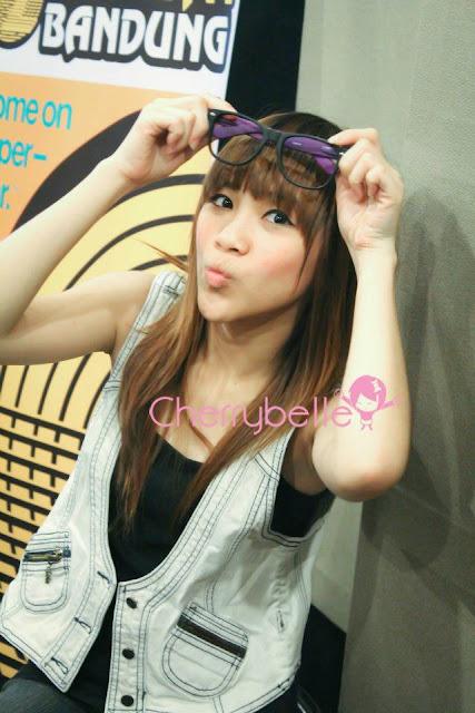 Foto-Foto Cantik Cherrybelle Bandung