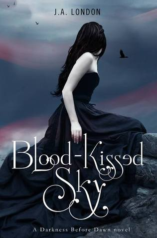 Blood Kissed Sky by J.A. London