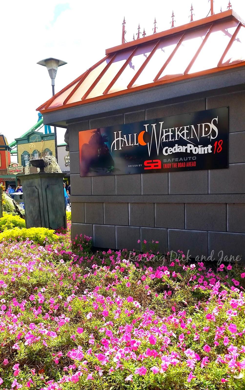 #ad Cedar Point Halloweekends
