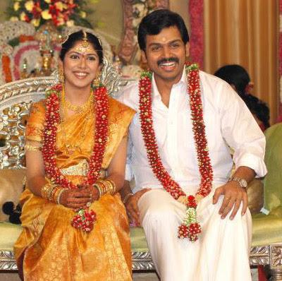 KarthiRanjani Wedding Stills