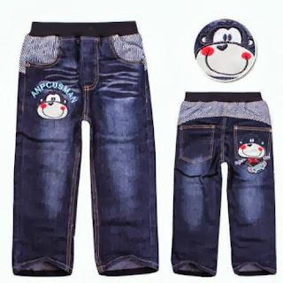 Grosir celana jeans anak