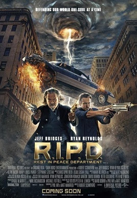 RIPD (2013) HDRip Full Movie Watch Online XviD Free